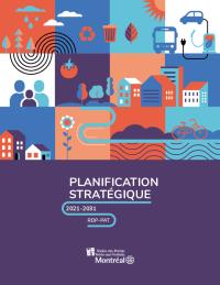 Planification stratégique 2021-2031 de RDP-PAT