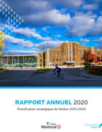 Rapport annuel 2020 - Planification stratégique de Verdun 2015-2025