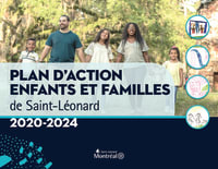 Plan d'action Enfants et familles de Saint-Léonard 2020-2024