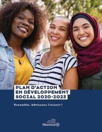 Plan d'action en développement social 2020-2023 de Villeray–Saint-Michel–Parc-Extension