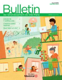 Bulletin de l'arrondissement de Ville-Marie - Été 2020