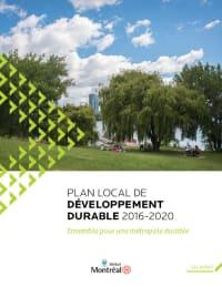 Plan local de développement durable 2016-2020 de Verdun