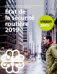 Vision Zéro - État de la sécurité routière 2019