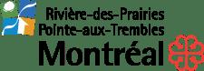 Logo de l'arrondissement Rivière-des-Prairies–Pointe-aux-Trembles.