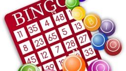 Carnet de bingo coloré