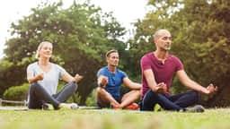 Cours de yoga gratuit au square Cabot