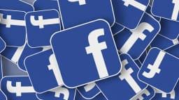 montage du logo facebook