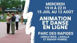 lsl_Activités estivales animation et danse en ligne