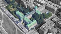 bâtiment de la Cité-des-hospitalières