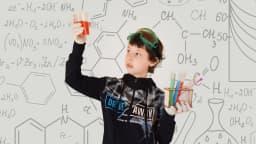 Expérience scientifique pour jeune