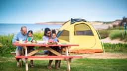 Camping avec bébé ou jeune enfant