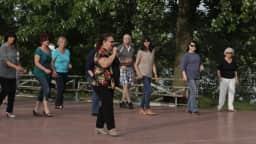 Danse en ligne à LaSalle.