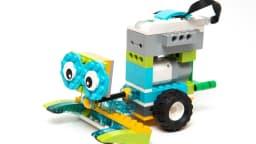 Création d'un robot WeDo 2.0 (8 ans et plus)