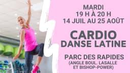 lsl_Activités estivales cardio danse latine