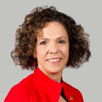 Portrait de Sue Montgomery