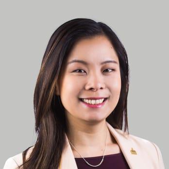 Portrait de Cathy Wong