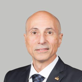 Portrait de Jacques Cohen