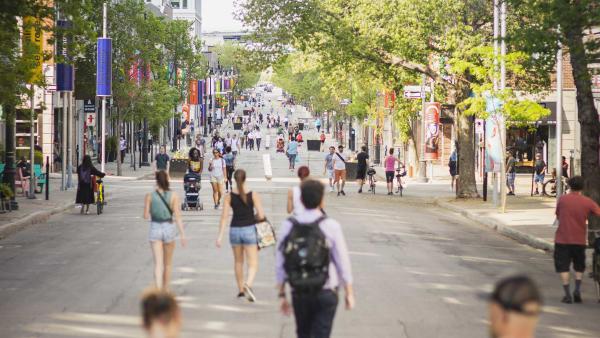 Le Village Ville-Marie Montréal