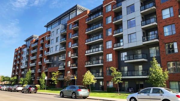 Quartier Angrignon Est - Arrondissement de LaSalle à Montréal.