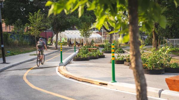Quartier Sainte-Marie Ville-Marie Montréal