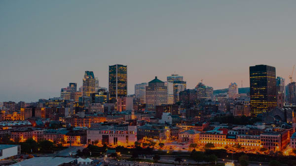 Ville-Marie, centre-ville de Montréal.