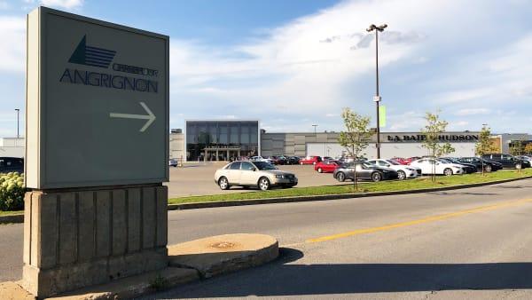 Quartier Pôle Angrignon dans l'arrondissement de LaSalle à Montréal.