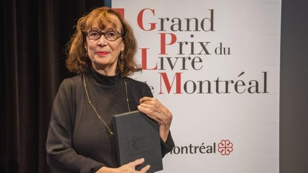 Author Carole David