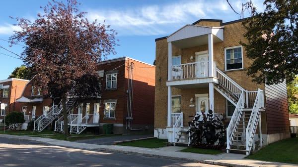 Quartier Le Bronx - Arrondissement de LaSalle à Montréal.