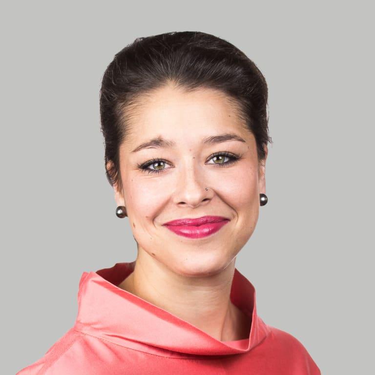 Portrait de Sophie Mauzerolle