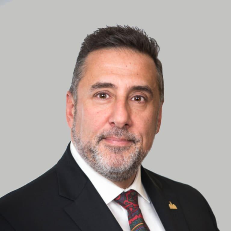 Portrait de Dimitrios Jim Beis