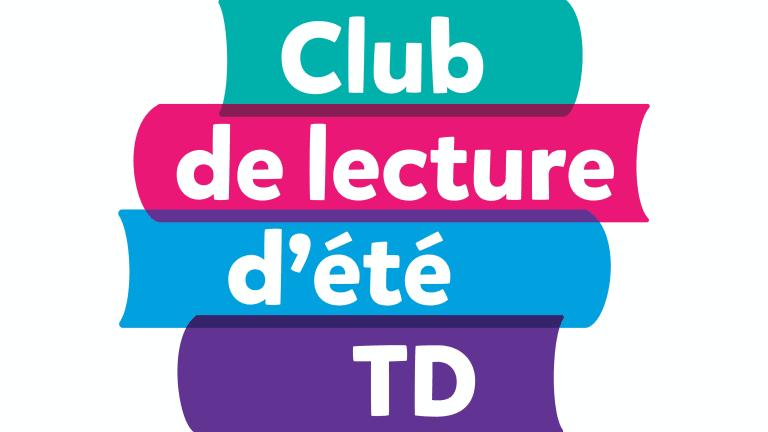 Logo du Club de lecture d'été TD