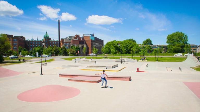 Skatepark Arthur-Therrien
