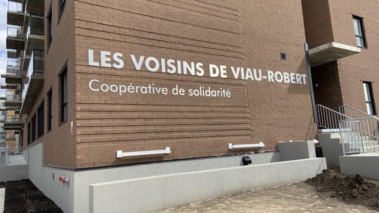 Coopération d'habitation Les Voisins de Viau-Robert