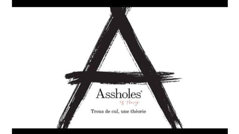 Affiche du documentaire Trous du cul (Assholes)