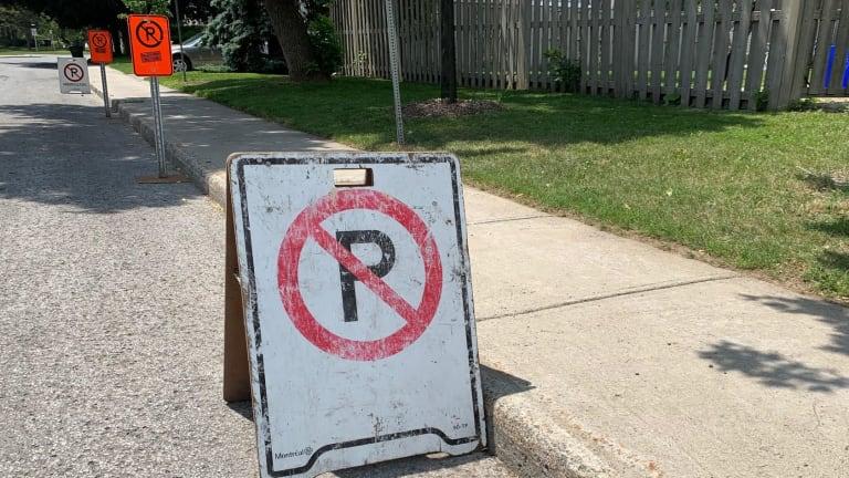 Interdiction stationnement