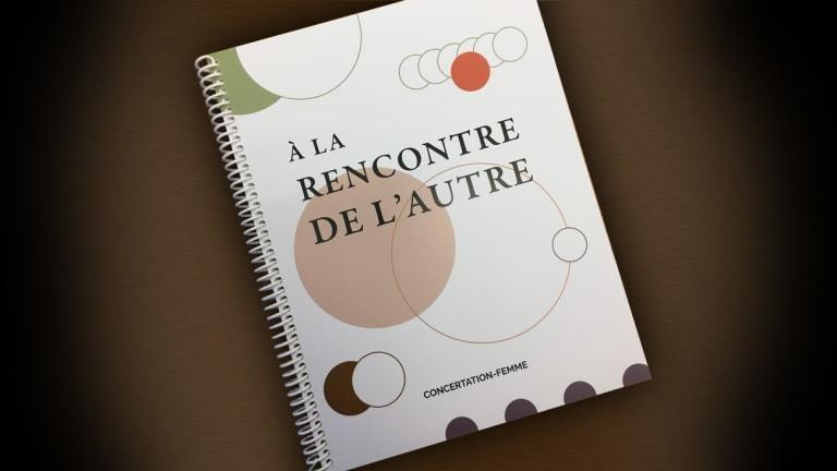 Photo de la couverture de l'ouvrage A la rencontre de l'autre