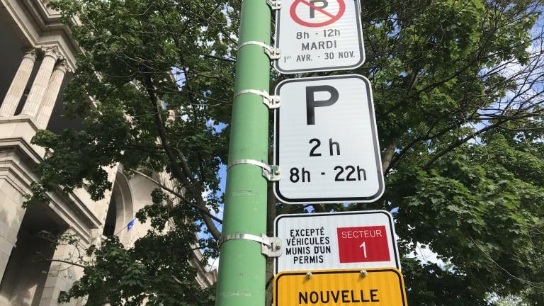 Retour de la limite de 2 heures de stationnement gratuit le 1er août