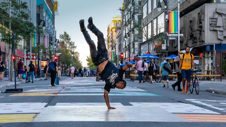 Été culturel à Montréal : place à l'émerveillement dans l'espace public