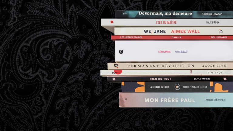 Sélection du jury 2021_Grand Prix du livre de Montréal