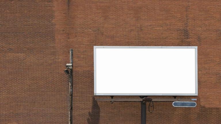 Enseigne publicitaire