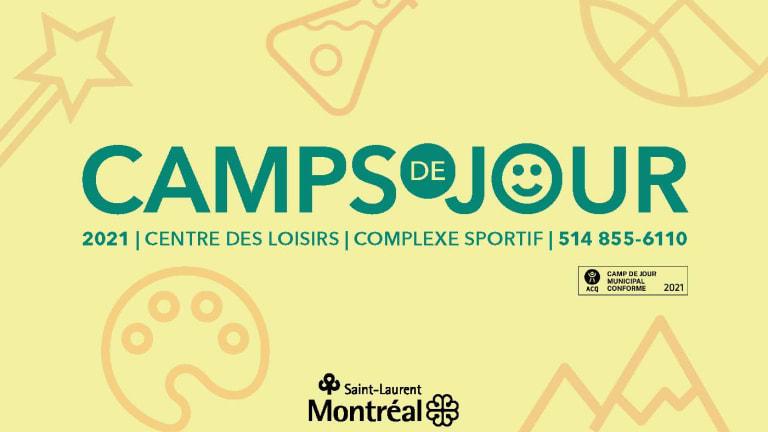 Camps de jour Saint-Laurent