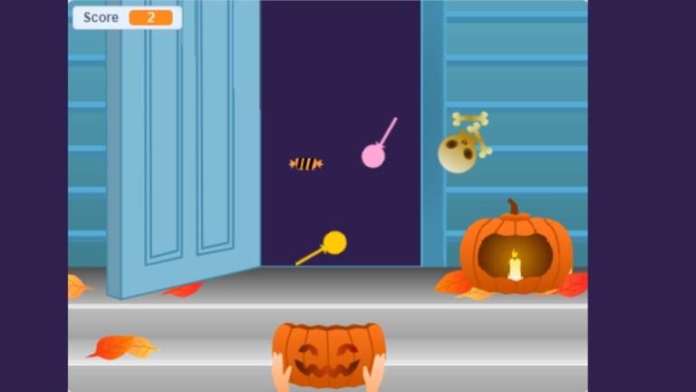 Atelier de codage spécial Halloween