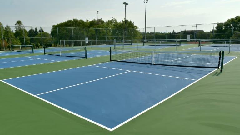 Terrains tennis léger (pickleball) à Saint-Léonard