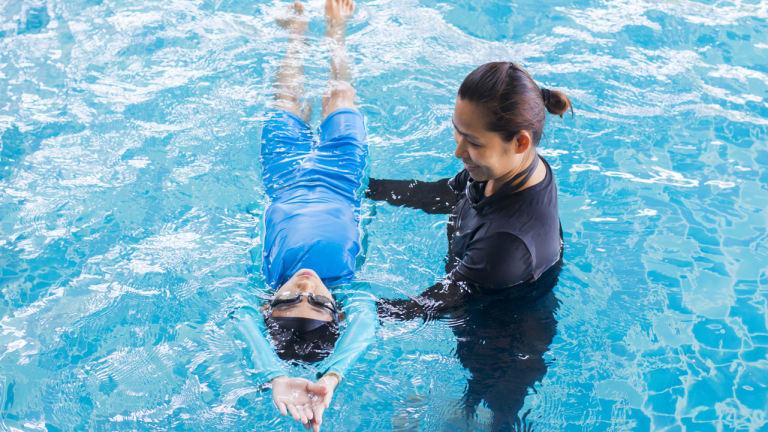 Reprise des cours aquatiques à Saint-Laurent