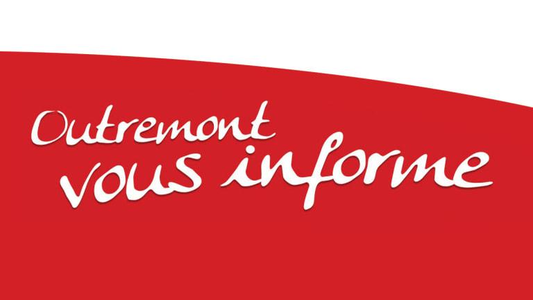 Bannière Outremont vous informe