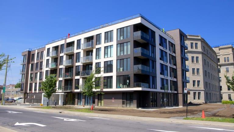 Projet résidentiel - Rue De Castelnau Ouest