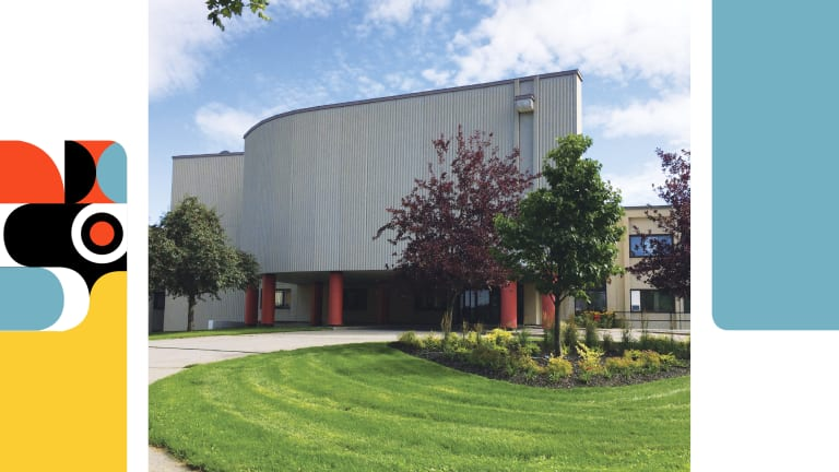 photographie de l'édifice situé au 12225 rue Grenet