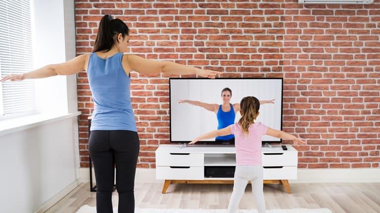 Séances d'entraînement virtuel