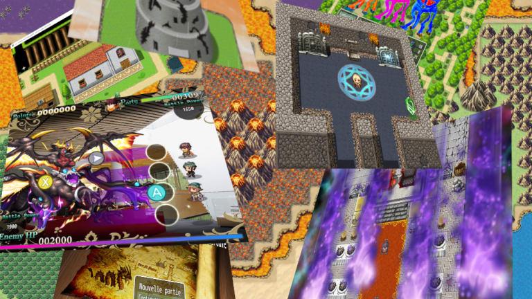 Création en équipe de l'épisode 4 du jeu vidéo narratif Les contes de Firatoutelfe