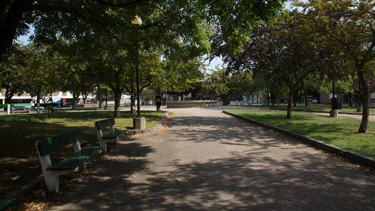 Parc du Souvenir